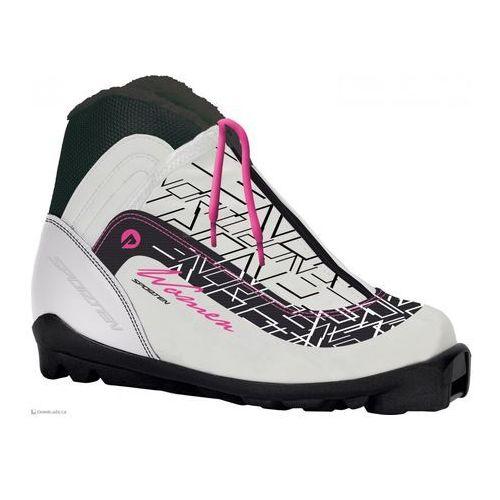 Buty na biegówki Favorit SNS Woman Biały/Różowy UK 4