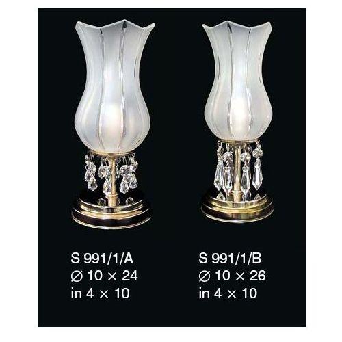 Lampka nocna z kryształkami spectra swarovski marki Elite bohemia