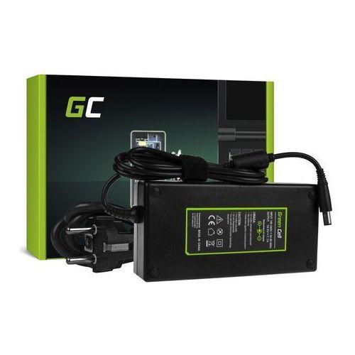 Green cell Zasilacz sieciowy do notebooka dell alienware m14x r1 19,5v 7,7a (5903317221708)