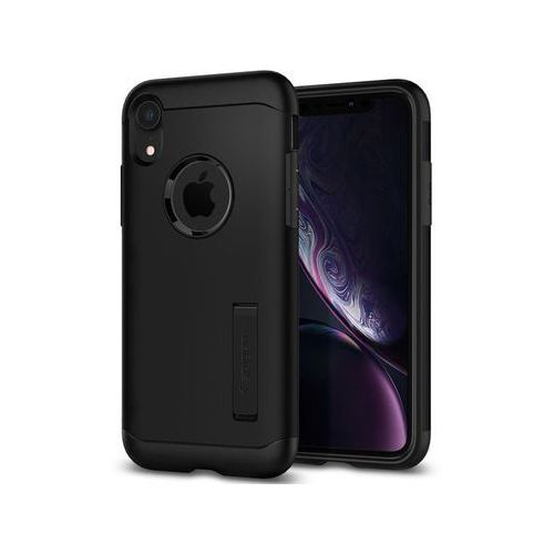 Etui Spigen Slim Armor Apple iPhone Xr Black - Czarny