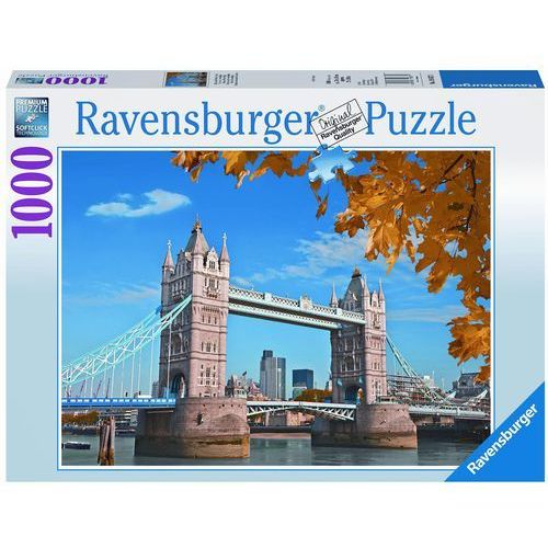 Ravensburger Puzzle 1000 elementów widok na tower rap196371