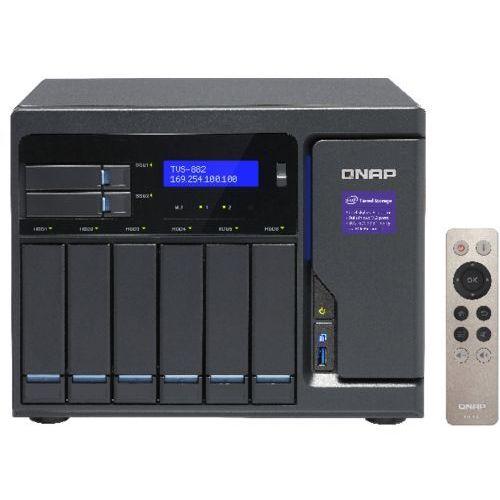 Qnap Serwer plików tvs-882 8-bay (tvs-882-i5-16g) darmowy odbiór w 21 miastach!