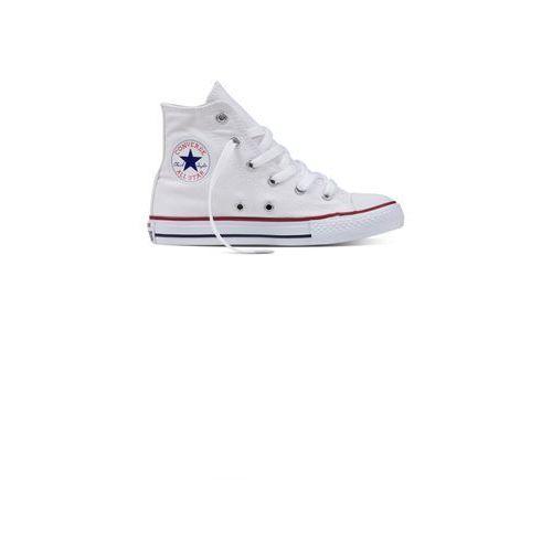 Converse CHUCK TAYLOR ALL STAR Tenisówki i Trampki wysokie optical white, kolor biały