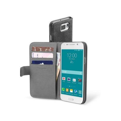 Etui Book Agenda do Samsung Galaxy S6 czarne, kup u jednego z partnerów
