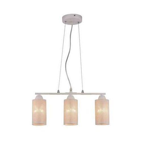 CANDELLUX INDIRA 33-58607 Lampa wisząca 3x40W E14 biały