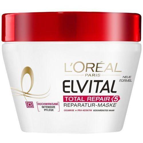 L'oréal paris elvital intensywny kuracją total repair 5, 300 ml