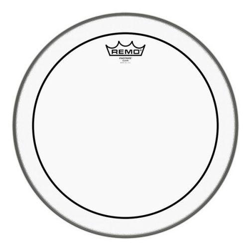 Remo ps-0318-00 pinstripe 18″ przeźroczysty, naciąg perkusyjny