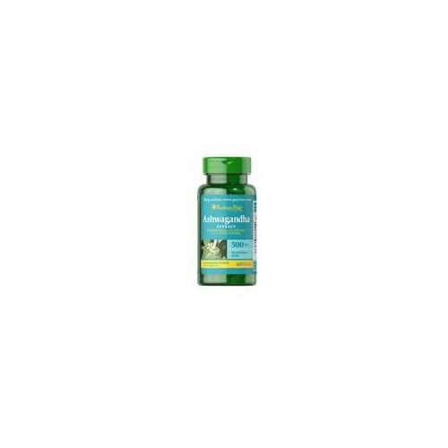 Puritan's Pride Ashwagandha Standardized Extract 500 mg 60caps