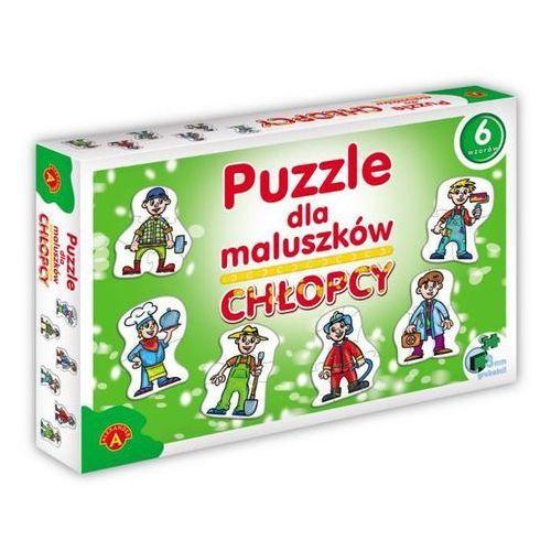 Puzzle dla maluszków Chłopcy (5906018005387)