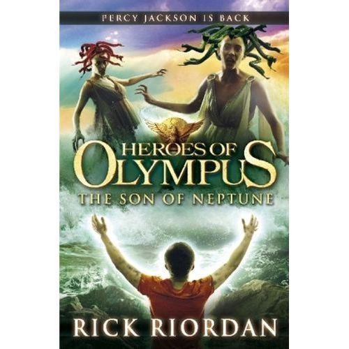 Heroes of Olympus: The Son of Neptune (534 str.)