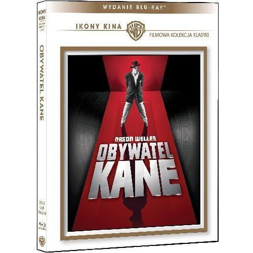 Obywatel Kane (Blu-ray) - Orson Welles DARMOWA DOSTAWA KIOSK RUCHU (7321996013366)