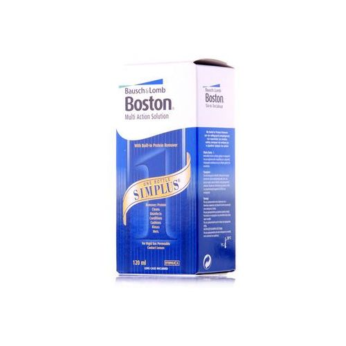 Boston simplus 120ml marki Bausch&lomb