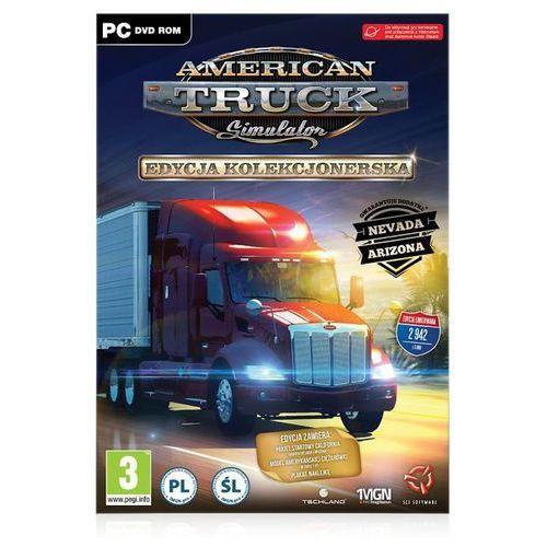 American Truck Simulator (PC). Najniższe ceny, najlepsze promocje w sklepach, opinie.