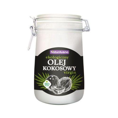 1l olej kokosowy nierafinowany virgin bio marki Naturavena