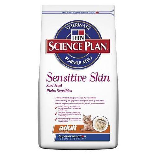 Hills sp feline adult sensitive skin karma dla kotów
