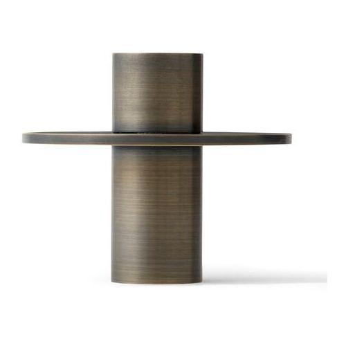 Świecznik Menu Antipode 01 bronzed brass, 4705859-X