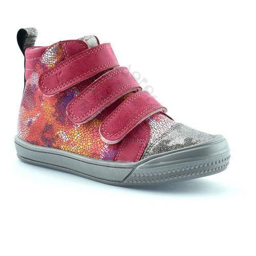 Kornecki Trampki  4894 - różowy ||kolorowy