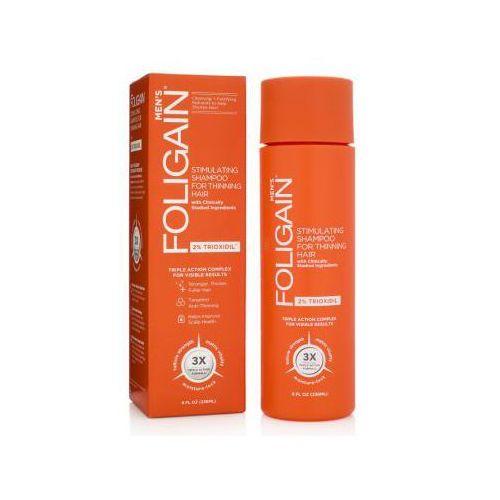 Szampon przeciw łysieniu dla mężczyzn z trioxidilem marki Foligain