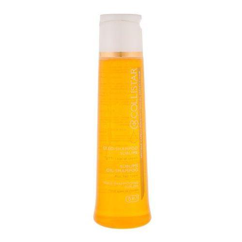 Collistar sublime oil shampoo, 250 ml. szampon do włosów na bazie olejków - collistar