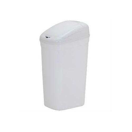 Ninestars Pojemnik na odpady medyczne 33 litry plastik biały (6937679110089)