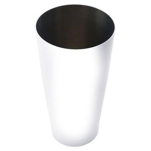 Shaker bostoński obciążony biały marki Tom-gast