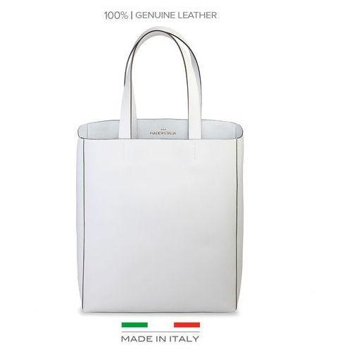 Torebka shopper damska MADE IN ITALIA - FOSCA-14