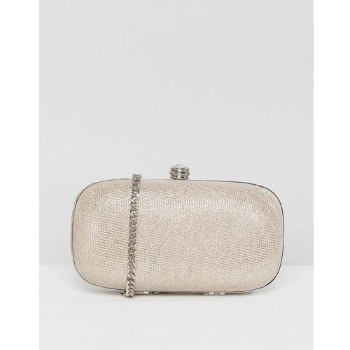Carvela Darling Silver Clutch Bag - Silver