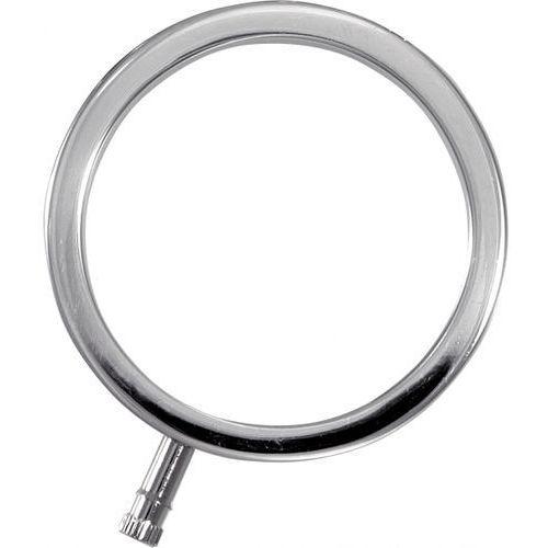 Pierścień erekcyjny 48mm (metalowy do elektroseksu) z kategorii Nakładki i pierścienie erotyczne