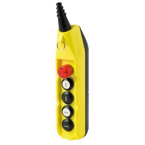 Kaseta sterownicza, grzybek, 4 przyciski pojedynczej prędkości pl05 marki Giovenzana