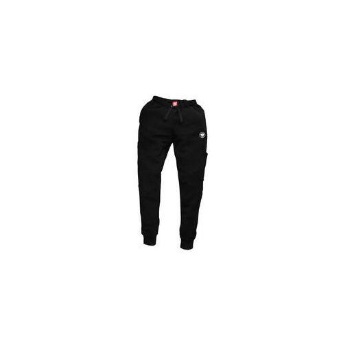 Ultrapatriot / polska Spodnie ultrapatriot dresowe czarne (sm.ulp.4)