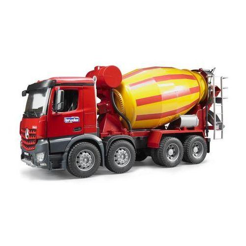 Bruder Mercedes arocs betoniarka 03654 (4001702036546)
