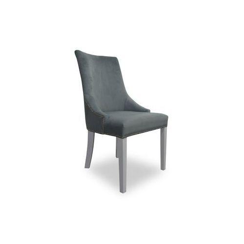 Krzesło Madam z kołatką i tasiemką pineskową