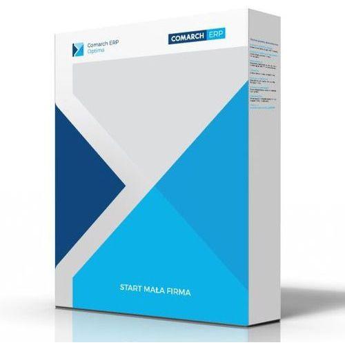 Comarch s.a. Comarch erp optima pakiet start mała firma - gratis instalacja programu (2097970004532)