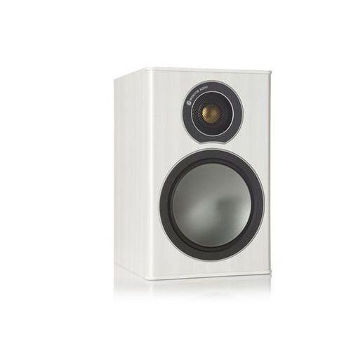 bronze 1 - biały - biały marki Monitor audio
