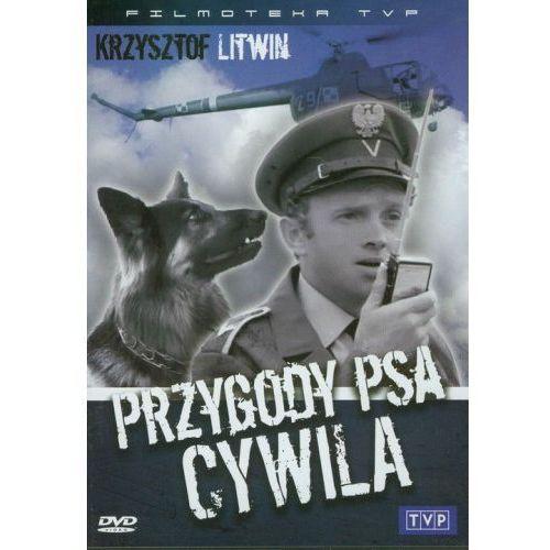 Telewizja polska Przygody psa cywila (dvd) - krzysztof szmagier. darmowa dostawa do kiosku ruchu od 24,99zł (5902600063971)