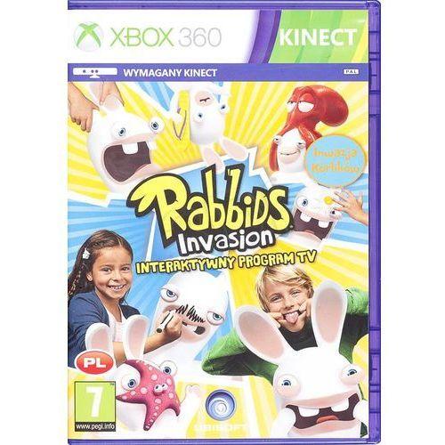 Rabbids Invasion (Xbox 360) - OKAZJE