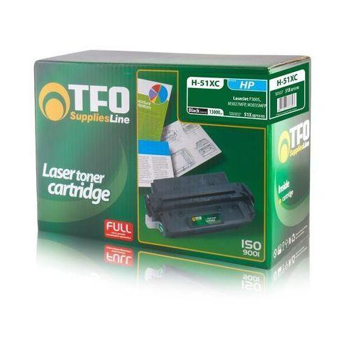 Toner TFO H-51XC HP-51X (Q7551X) 13.0K z chipem do HP LaserJet M3027 MFP, M3035 MFP, P3005
