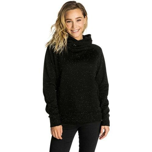Bluza - anti series traverse hooded fl black (90), Rip curl