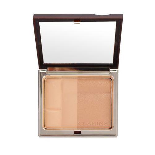 Clarins bronzing duo face make-up mineralny puder brązujący o ml dla pań (3380814053513)