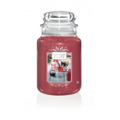 YANKEE CANDLE ŚWIECA CHRISTMAS CELEBRATION 623G