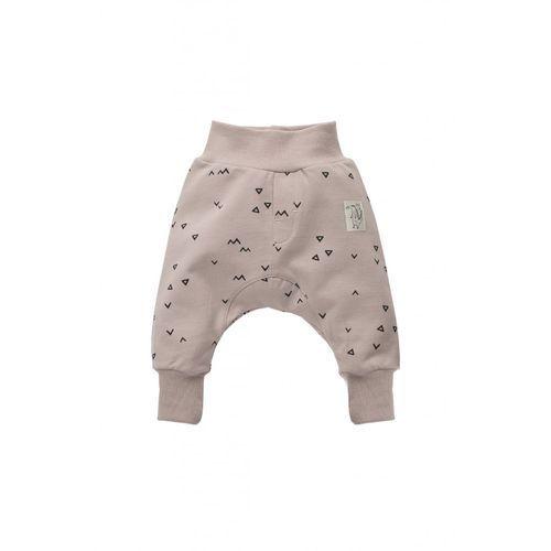 Pinokio Spodnie niemowlęce dresowe 5m35at