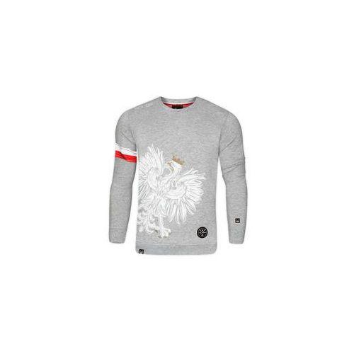 Bluza patriotyczna Surge Orzeł Sport Opaska jasny melanż (B.SUR.800)