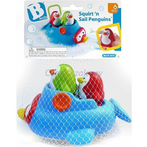 pingwinki kąpielowe 4265 marki B-kids