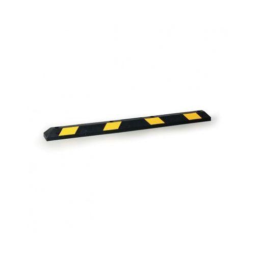 B2b partner Ogranicznik parkingowy, długość 183 cm