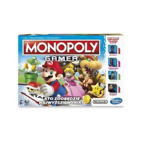 Gra monopoly gamer marki Hasbro