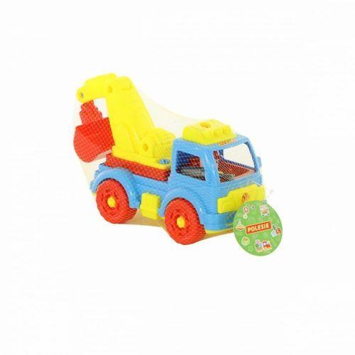 Wader-polesie Samochód transport koparka (4810344073044)