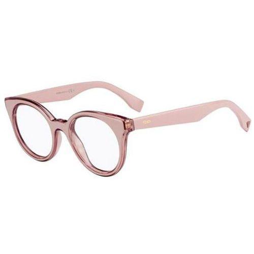 Okulary korekcyjne  ff 0198 woman jq2 od producenta Fendi