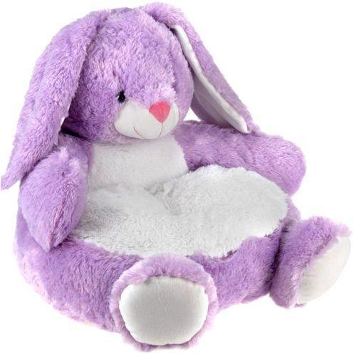 Emako Pluszak - siedzisko pluszowe z oparciem dla dzieci