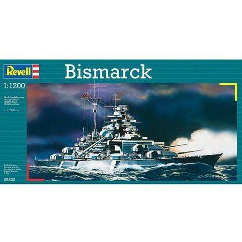 bismarck (mini) marki Revell