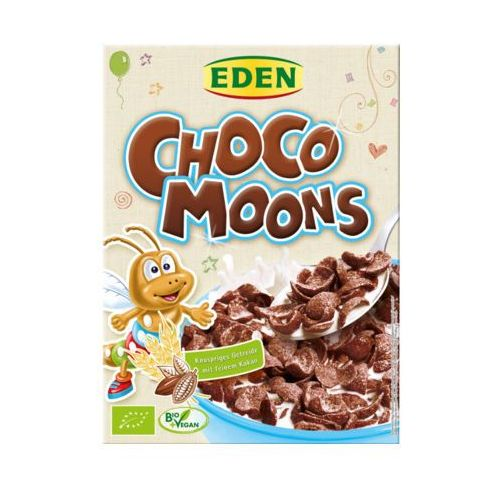 EDEN 375 Choco Moons Płatki zbożowe z kakao Bio